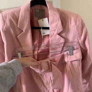 Brand new ASOS blazer and short set